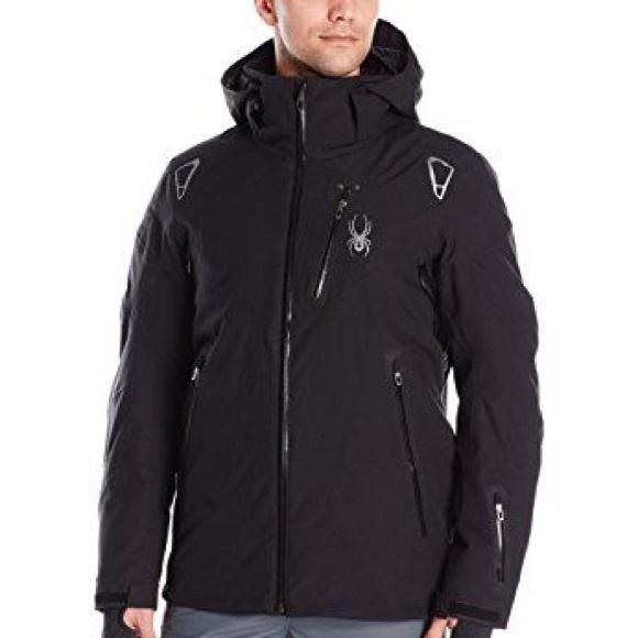 5bf348c3d Spyder Leader Jacket